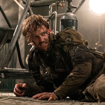 Wyatt Russell in Overlord