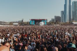 Lollapalooza 2019, photo by Nick Langlois