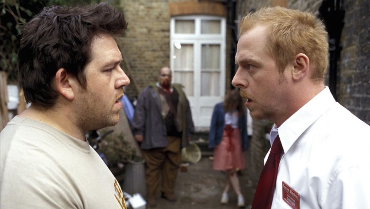 Simon Pegg and Nick Frost reuniting for new Amazon series