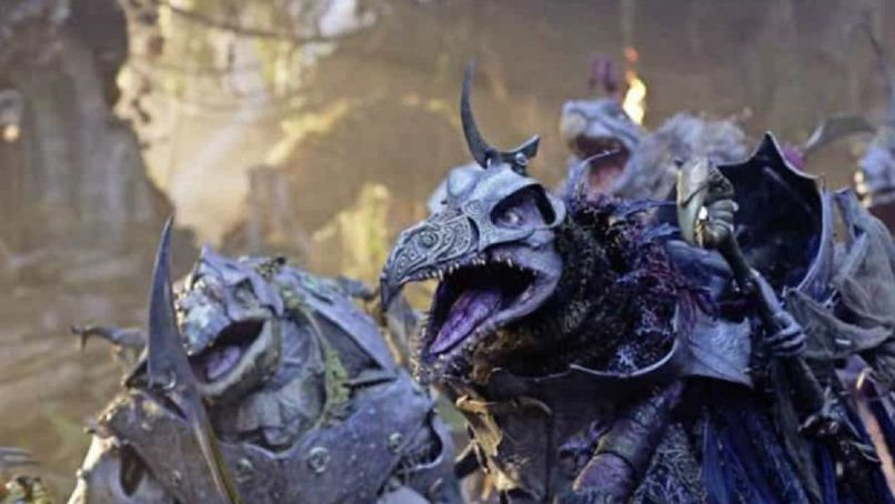 Skesis in The Dark Crystal, Netflix