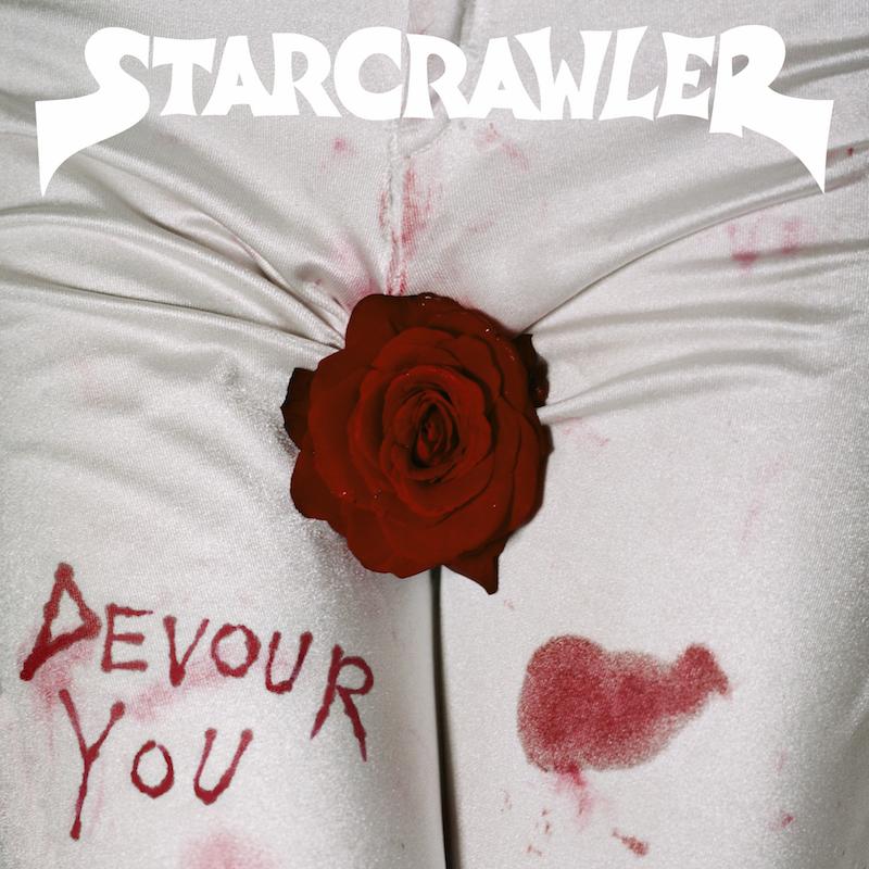 star crawler devour you album artwork Starcrawler announce new album Devour You, share Bet My Brains: Stream