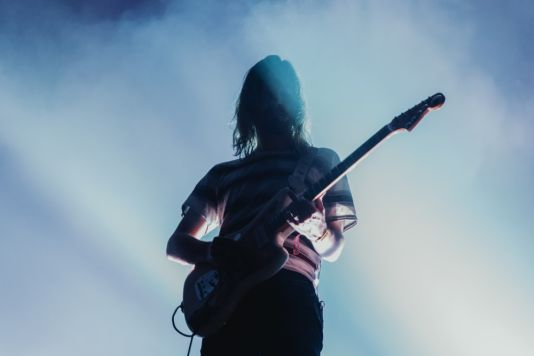 Tame Impala at Lollapalooza 2019, photo by Nick Langlois