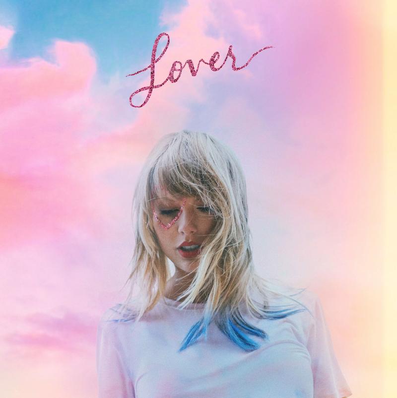 taylor swift lover album artwork stream Taylor Swift premieres new album Lover: Stream