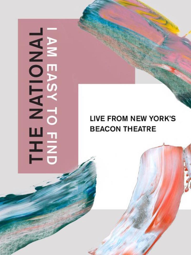 the national concert film ep live beacon The National announce new concert film and live EP