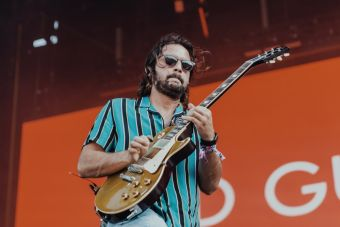 The Revivalists at Lollapalooza 2019, photo by Nick Langlois
