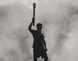 Twenty One Pilots at Lollapalooza 2019, photo by Nick Langlois