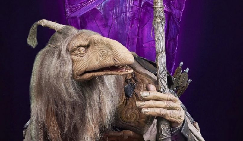 urVa in The Dark Crystal, Netflix