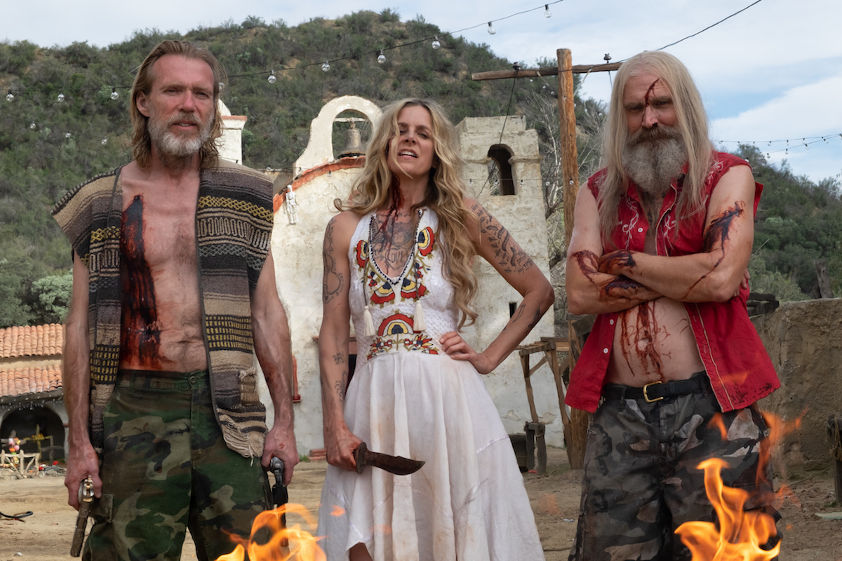 Film Review: Rob Zombie's 3 From Hell Is a Meandering Repeat