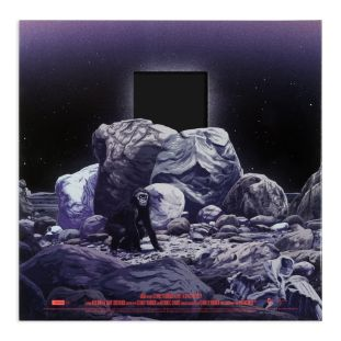 2001: a space odyssey Soundtrack (Mondo)