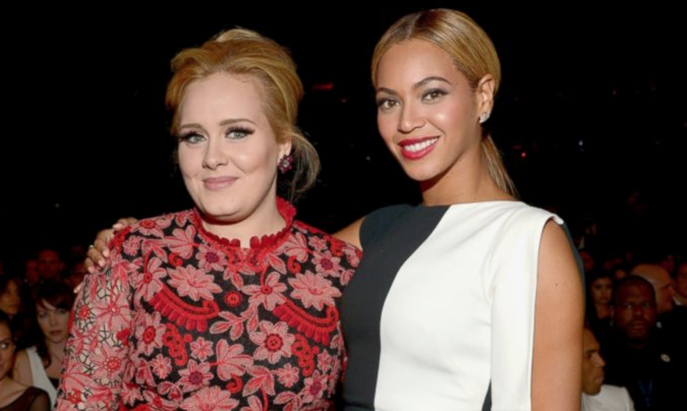 Beyoncé and Adele to appear together on upcoming song