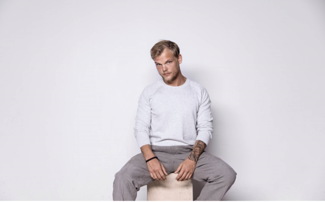 Avicii, photo by Sean Eriksson
