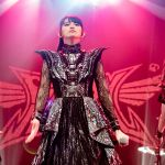 Babymetal perform at Terminal 5 in NYC