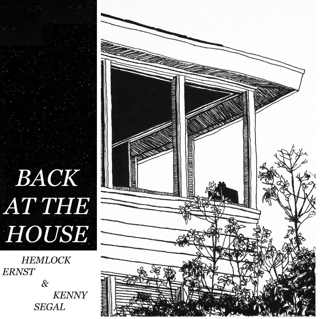 Back at the House Hemlock Ernst Kenny Segal Artwork