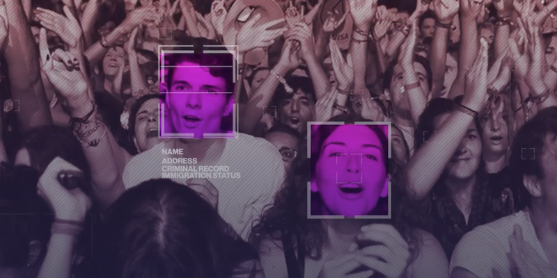 Musicians call on Ticketmaster to ban facial recognition at concerts