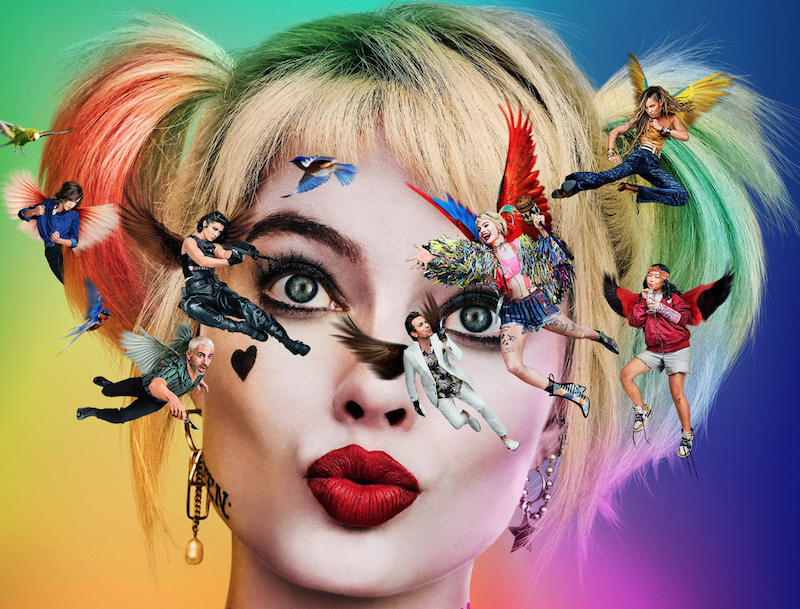 Birds of Prey and the fantabulous emancipation of one harley quinn trailer margot robbie dc films