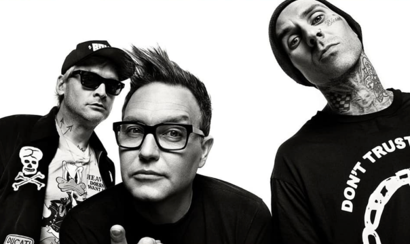 Blink-182 Nine album stream