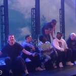 Brockhampton Ellen Sugar performance