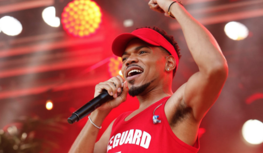 """Chance the Rapper performs """"I Got You (Always and Forever)"""", teases comedy career on Kimmel: Watch"""