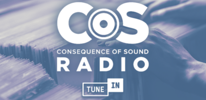 Consequence of Sound Radio Schedule September 2nd TuneIn