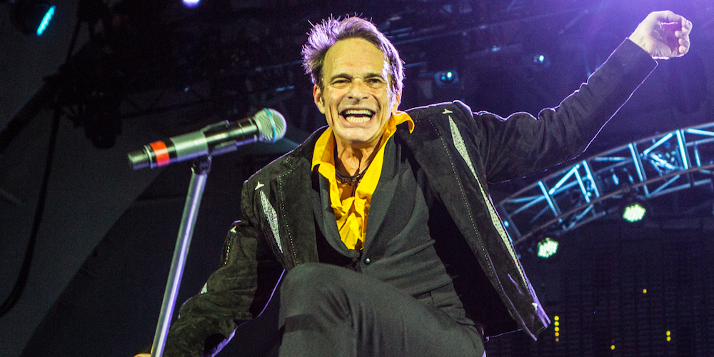 David Lee Roth Announces 2020 Las Vegas Residency Consequence Of Sound