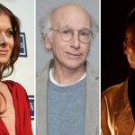 Debra Messing Larry David Billy Porter Mueller Rebort Trump Live Reading Los Angeles