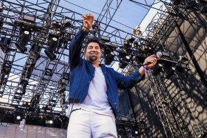 Deftones at Pasadena Daydream, photo by Debi Del Grande