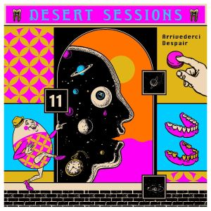 Desert Sessions Vol 11 and 12