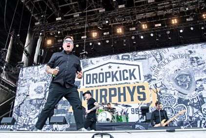 Dropkick Murphys at Louder Than Life