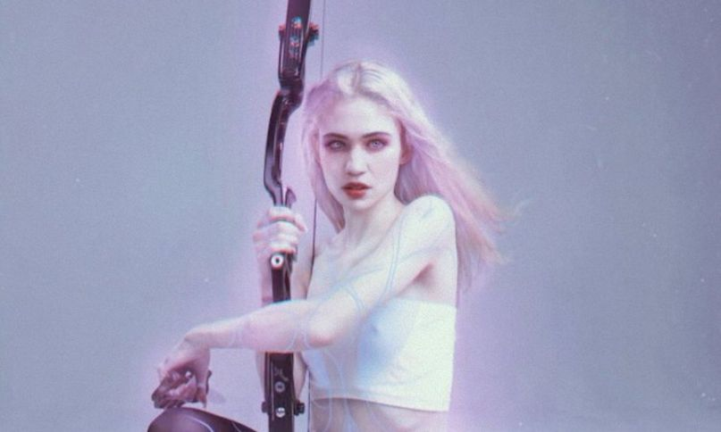 Grimes violence song video release