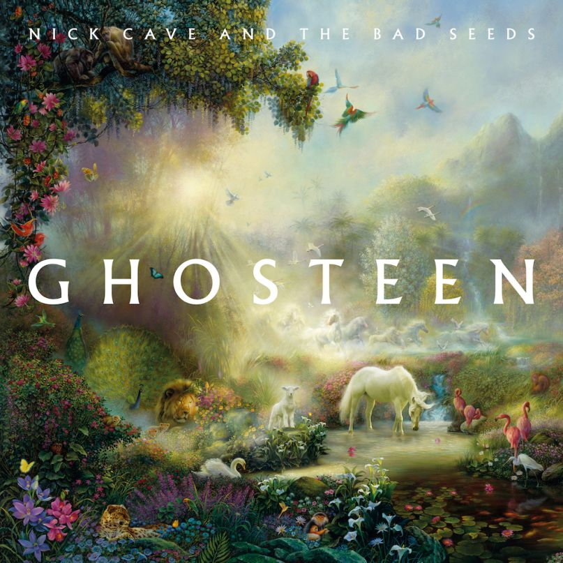 Ghosteen album artwork nick cave
