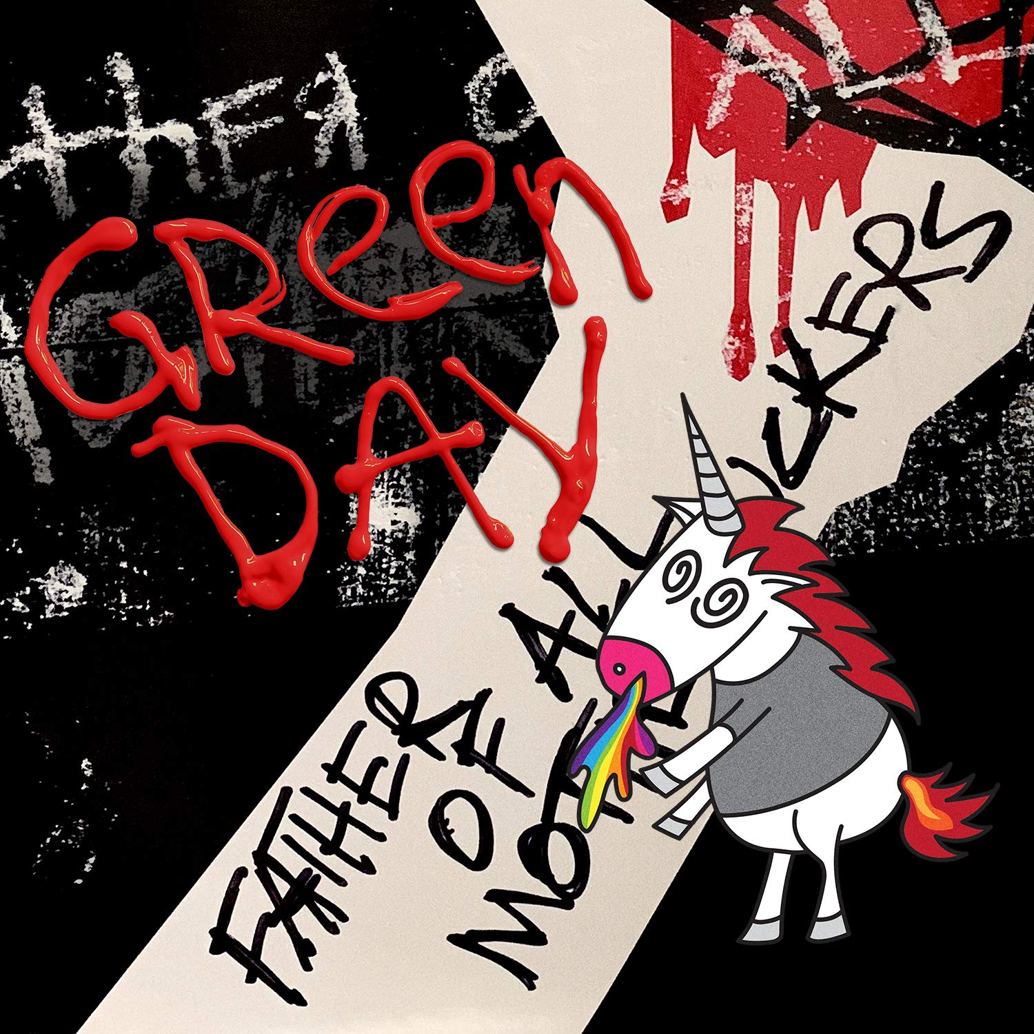 Afbeeldingsresultaat voor green day father of all