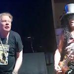 Guns N' Roses perform at Hollywood Palladium