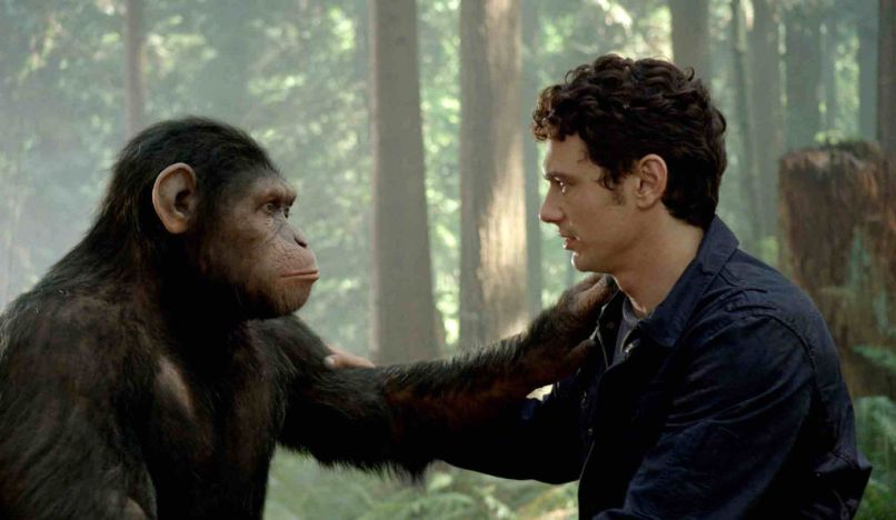 James Franco in Rise of the Planet of the Apes, 20th Century Fox