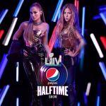 Jennifer Lopez and Shakira NFL Halftime Show