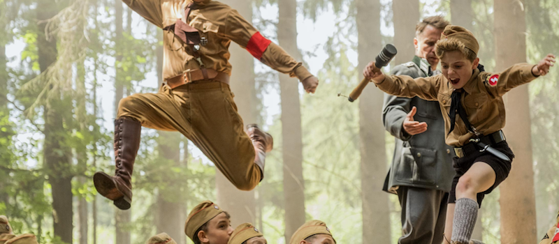 Jojo Rabbit Taika Waititi Trailer Scarlett Johansson Sam Rockwell