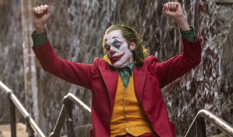 TIFF Film Review: Joker Thinks It's