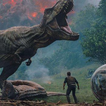 Battle at Big Rock FX short film Jurassic World: Fallen Kingdom (Universal)