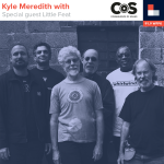 Kyle Meredith With Little Feat