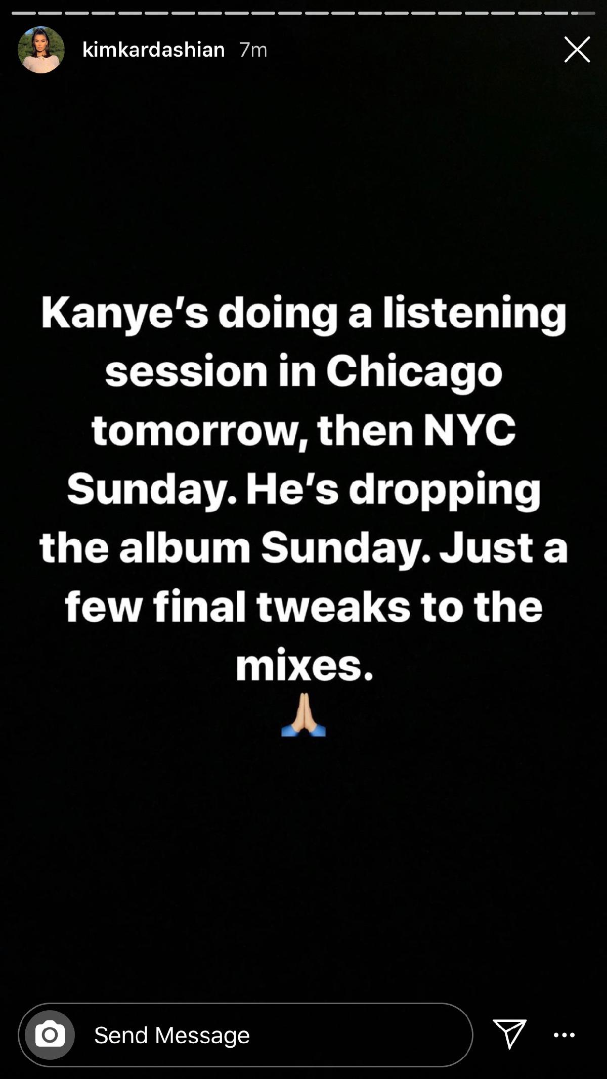 Kanye Jesus is King