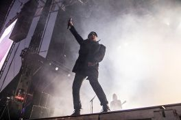 Marilyn Manson at Louder Than Life