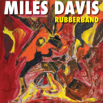 Miles Davis Rubberband album cover