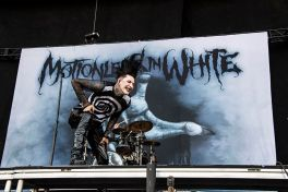 Motionless in White at Louder Than Life