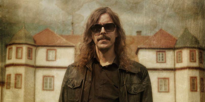 Opeth Mikael Akerfeldt video interview