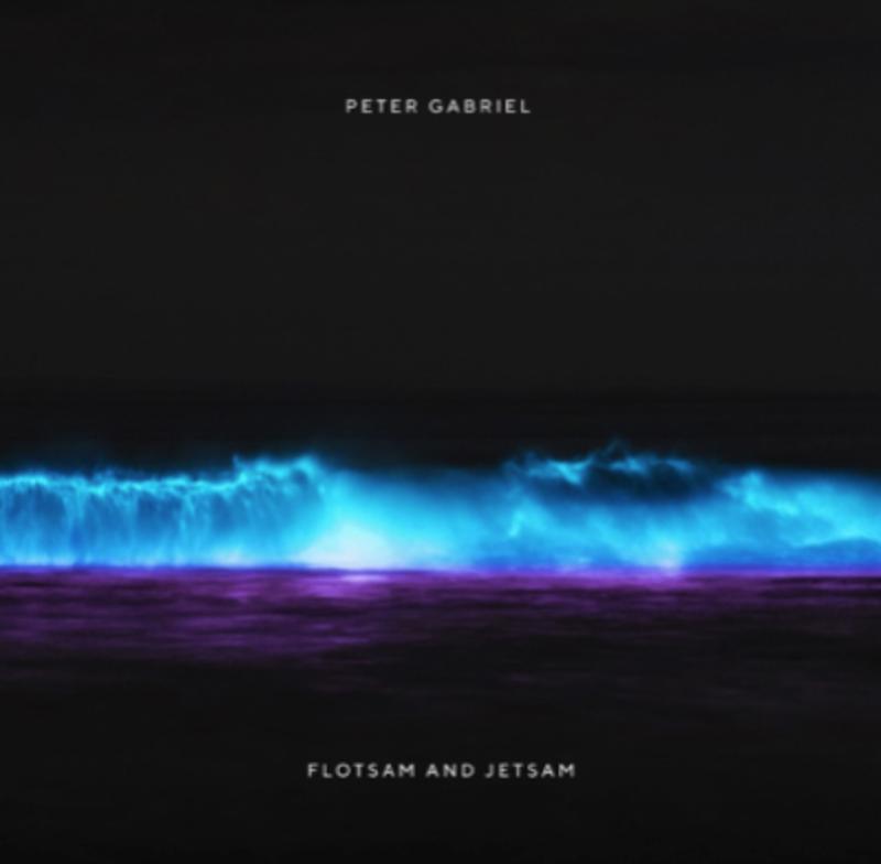 Peter Gabriel Flotsam and Jetsam