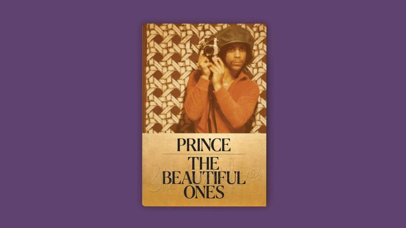 Prince's The Beautiful Ones memoir