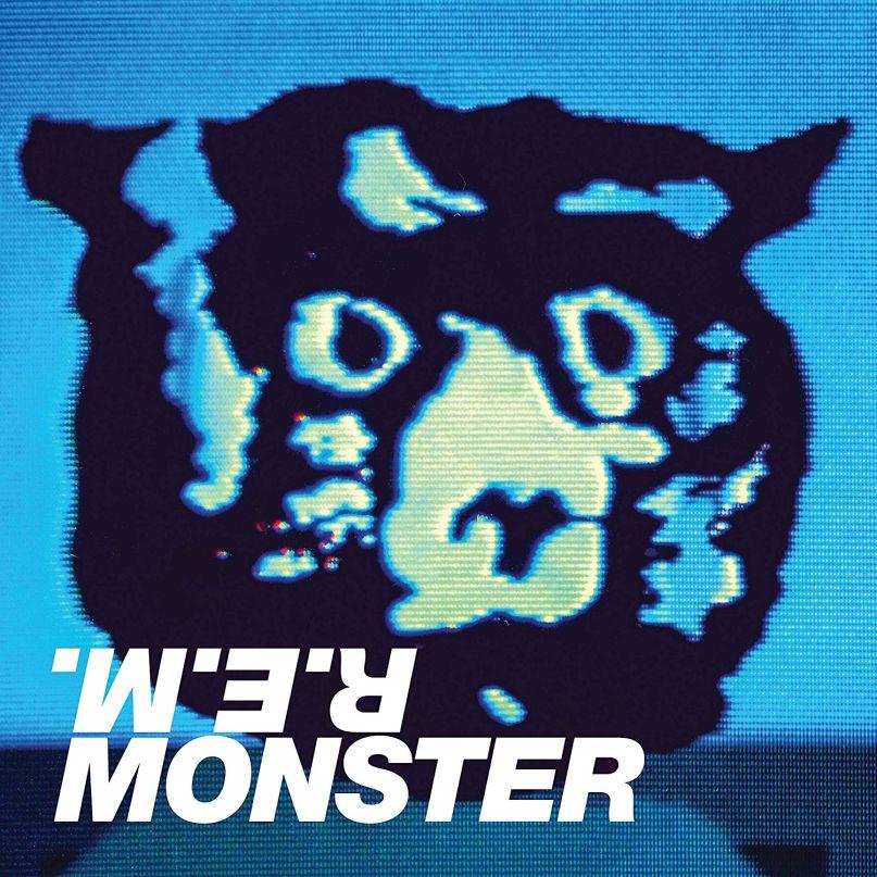R.E.M.'s Monster 25 artwork