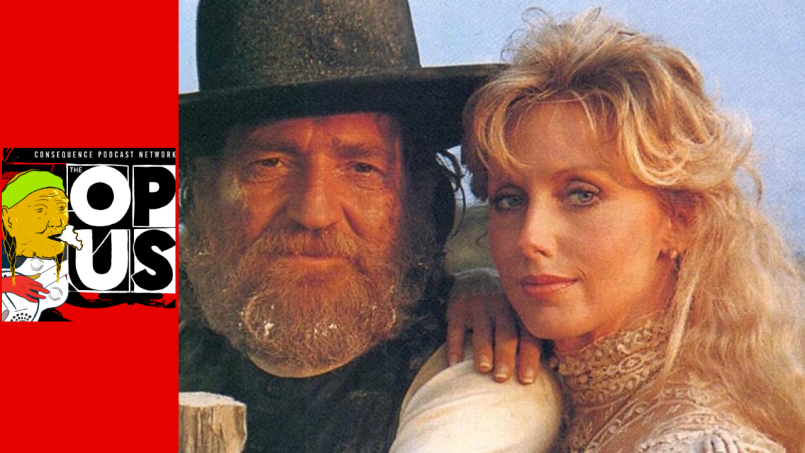 The Opus - Willie Nelson Bet It All On Being Different