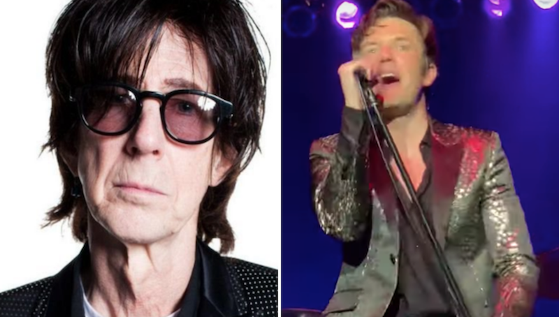 """The Killers honor """"king"""" Ric Ocasek with cover of """"My Best Friend's Girl"""": Watch"""