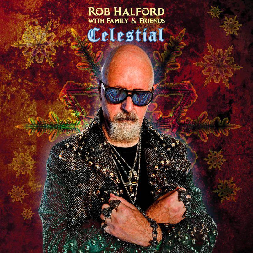 Rob Halford holiday album Celestial