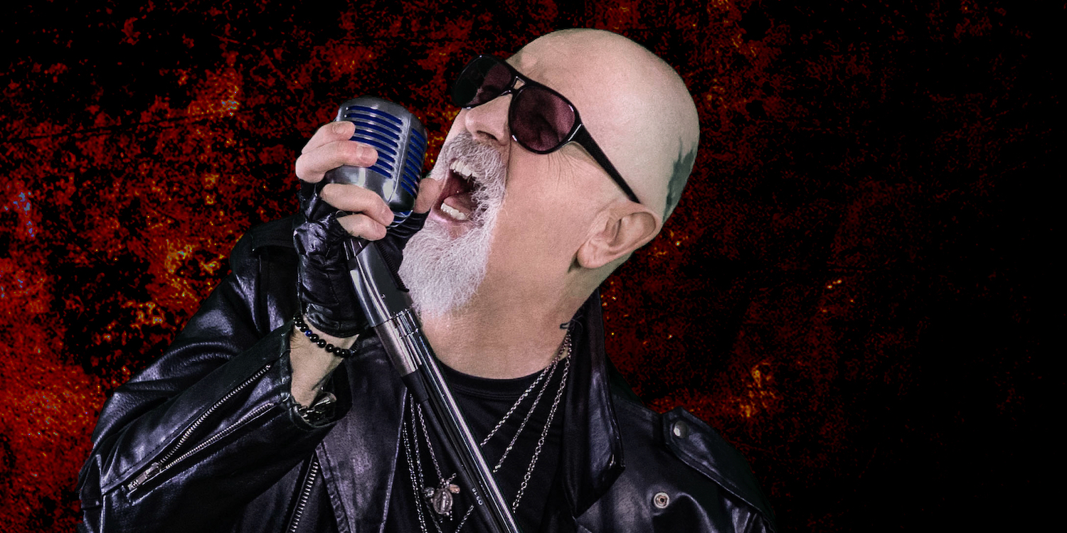 "Judas Priest's Rob Halford announces holiday album, unveils new song ""Donner and Blitzen"": Stream"